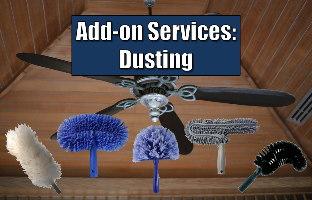 Add-ons: Dusting