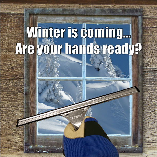 Winter is coming - are your hands ready?