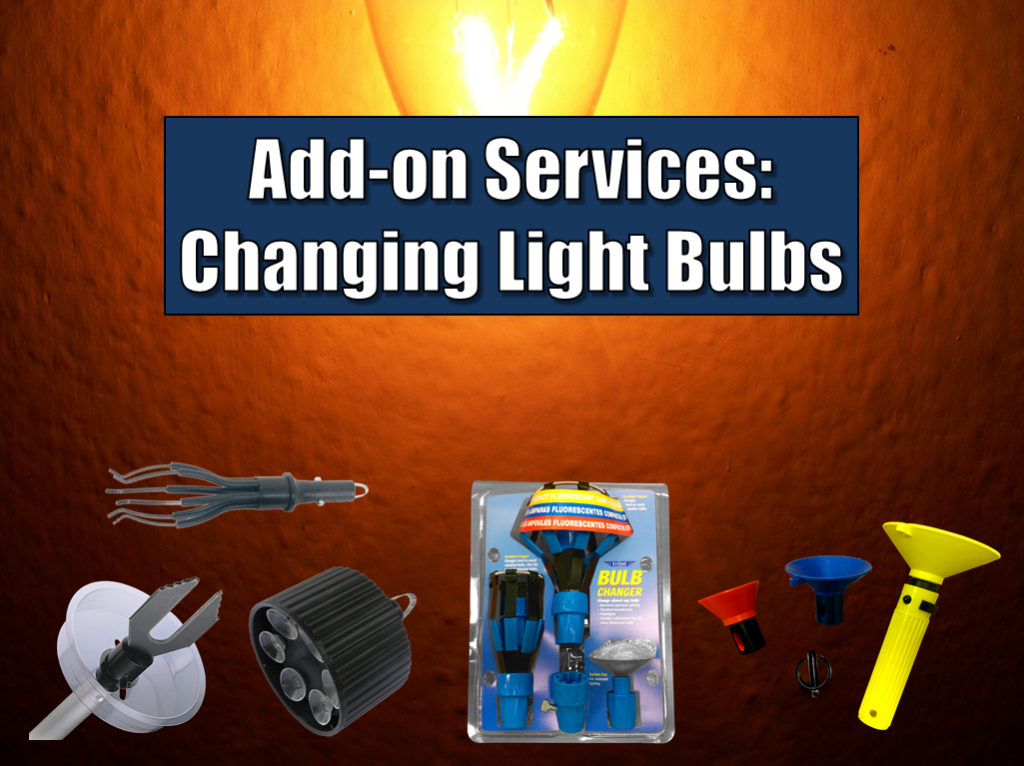Add-ons: Changing Light Bulbs